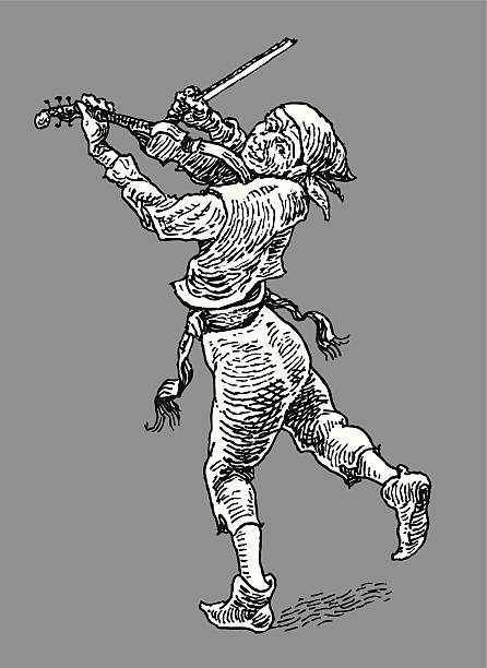 Fiddler Illustrations, Royalty-Free Vector Graphics & Clip