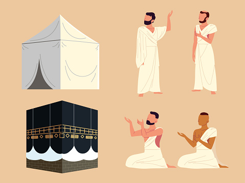 muslim people mecca