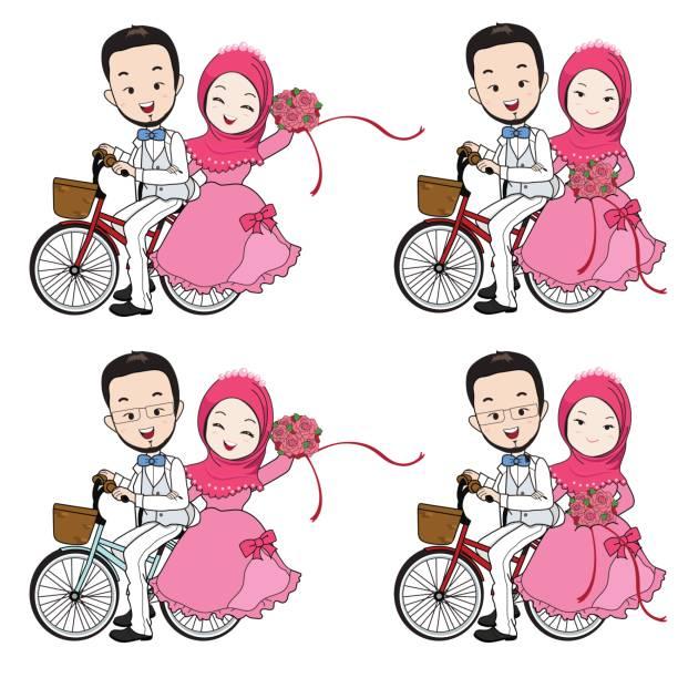 Muslim Wedding Free Vector Art 42 Free Downloads