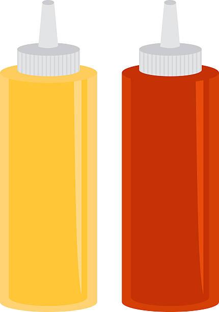 Royalty Free Ketchup Clip Art, Vector Images ...