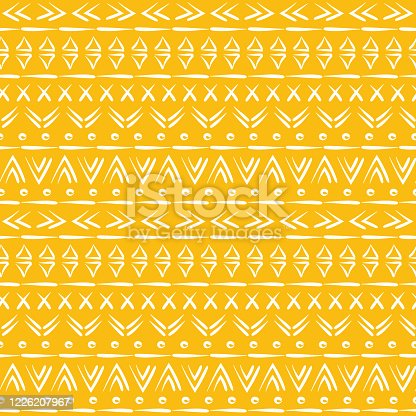 Seamless pattern vector.