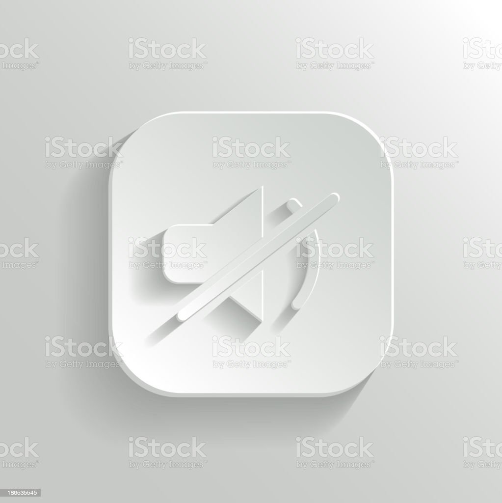 Mute icon royalty-free mute icon stock vector art & more images of abstract