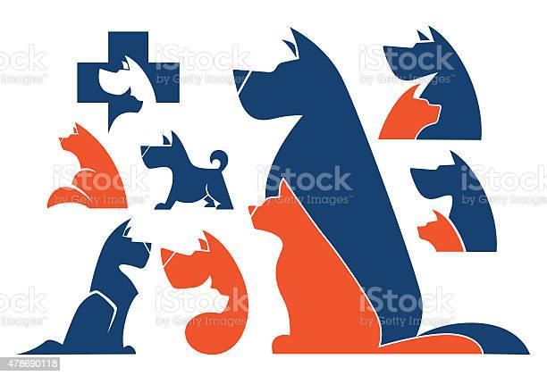 My favorite pet vector collection of animals symbols vector id478690118?b=1&k=6&m=478690118&s=612x612&h=zmion5vy0rydagqrmn9vdam1mn yddazymi8fz98xta=