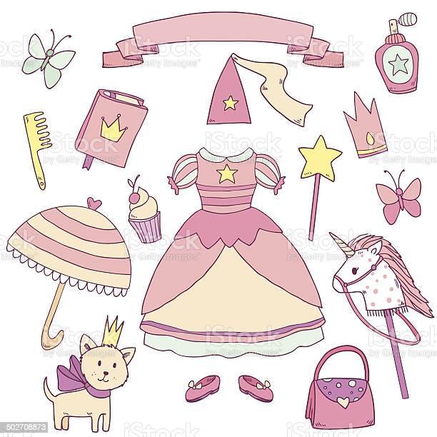 My little princess set cute vector clip art vector id502708873?b=1&k=6&m=502708873&s=612x612&h=irg dofhzqqsokxsgmw3vuqlgqec6ga7qqpwkd7rd m=