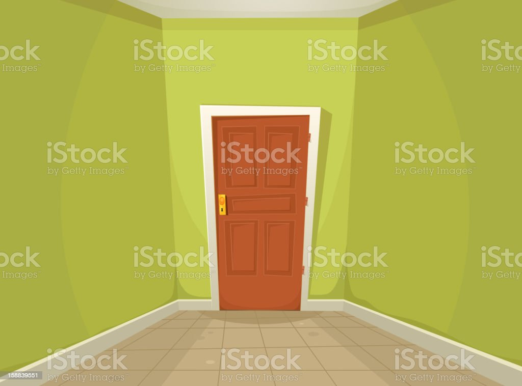 Mystery Room royalty-free mystery room stock vector art & more images of closed