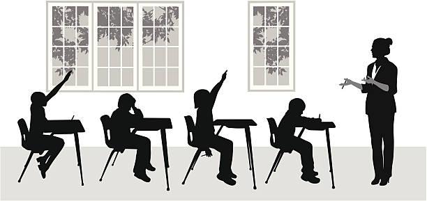 先生 - 教室点のイラスト素材/クリップアート素材/マンガ素材/アイコン素材