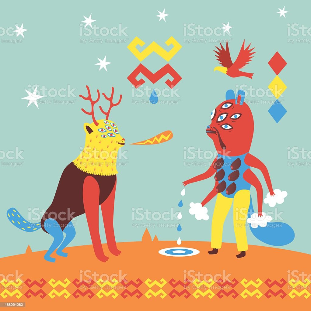 Mythological Characters royalty-free mythological characters stock vector art & more images of 2015