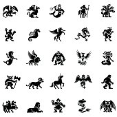 Mythological characters