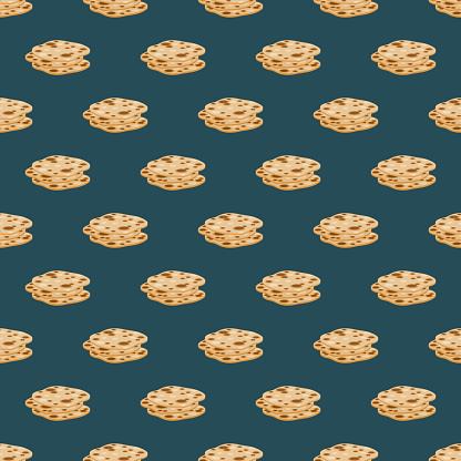 Naan Bread Pattern