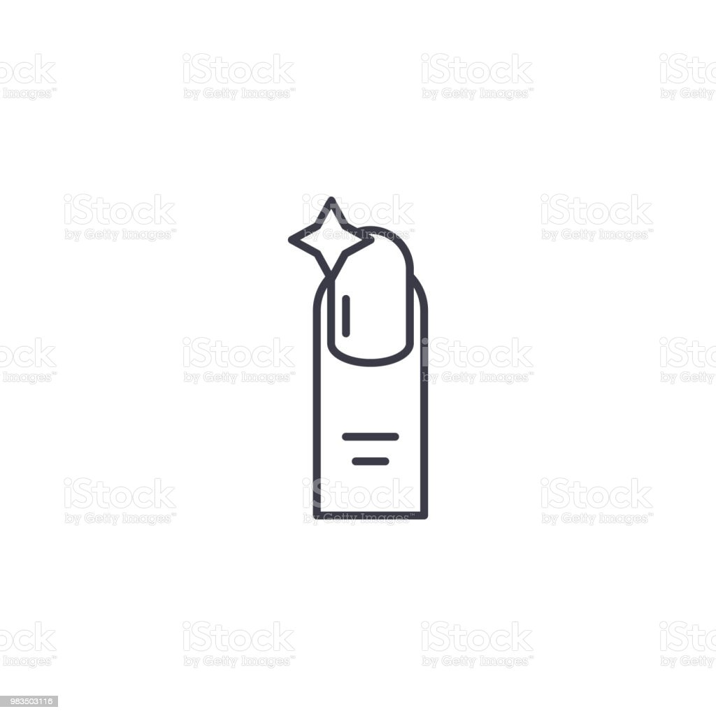Symbols On Nail Polish Bottles To Bend Light