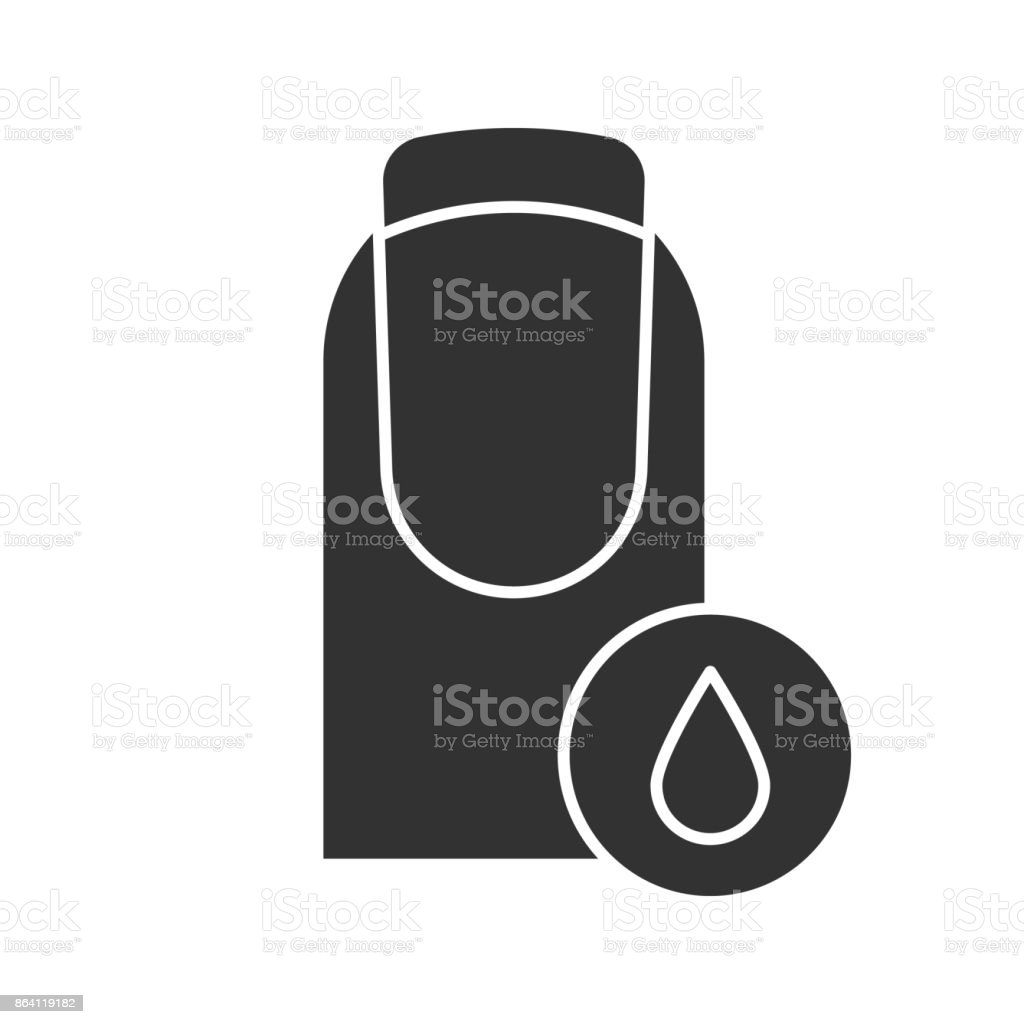 Nail polish removing icon royalty-free nail polish removing icon stock vector art & more images of acetate