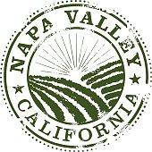 Napa Valley Stamp
