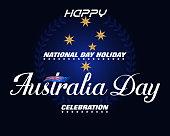 National day holiday, Australia, celebration