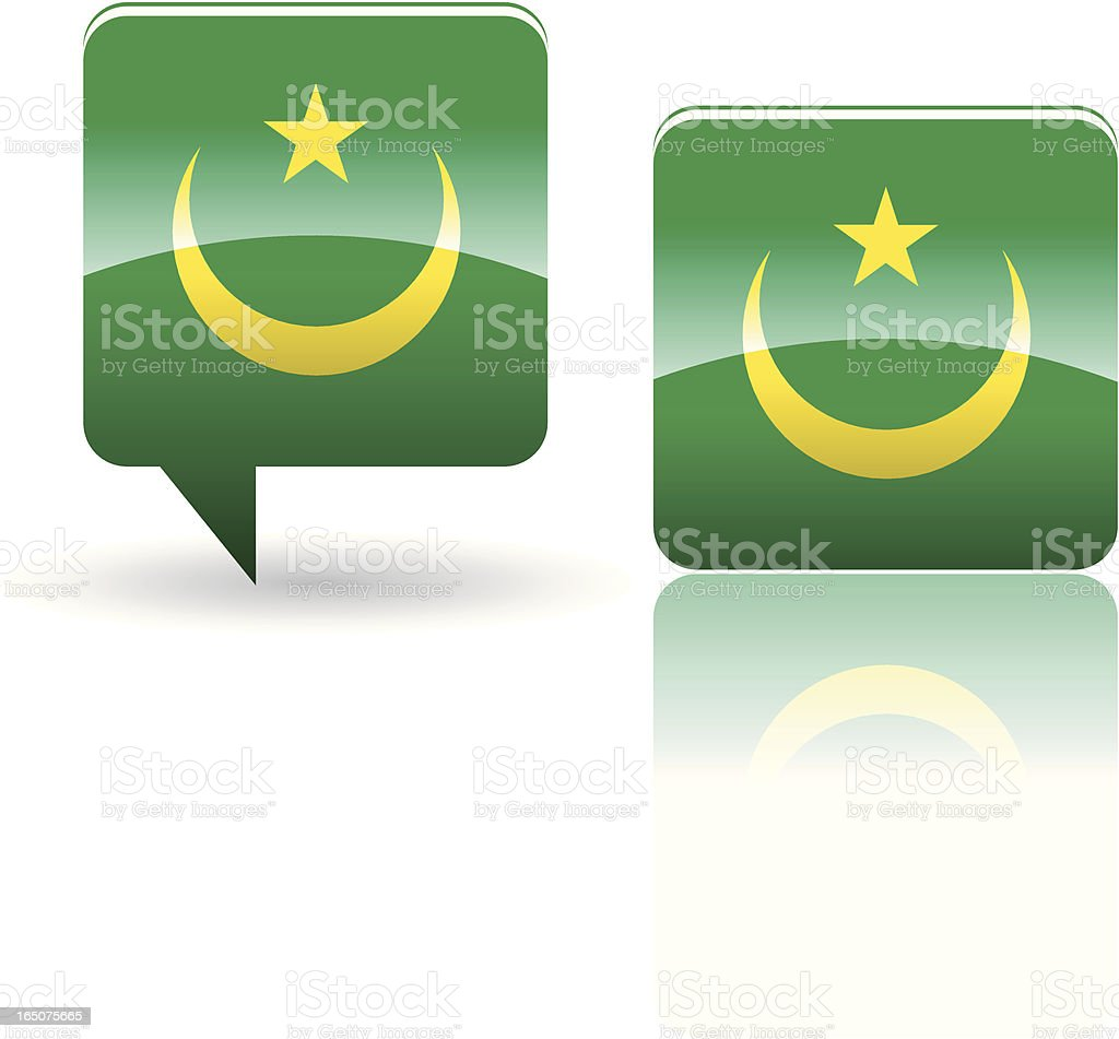 National Flag of Mauritania royalty-free national flag of mauritania stock vector art & more images of africa