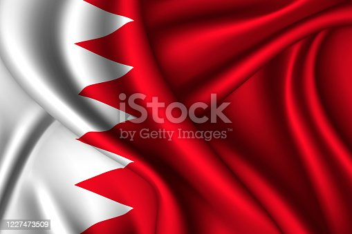 istock National flag of silk 1227473509