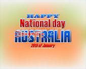 National holiday, Australia celebration