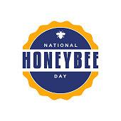National Honeybee Day