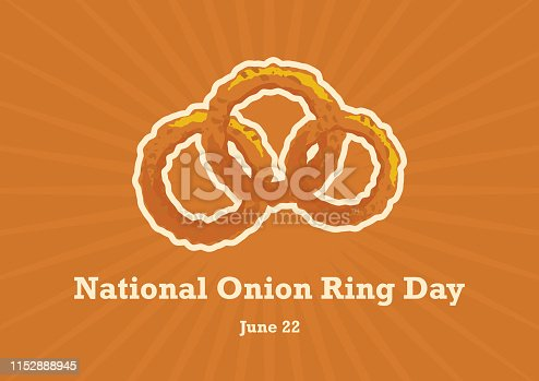 Onion Rings Free Clipart - Onion Ring #2 #1149645 - PNG Images - PNGio