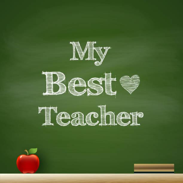 national teacher day - thank you teacher stock illustrations, clip art, cartoons, & icons