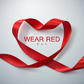istock National wear red day 513547168