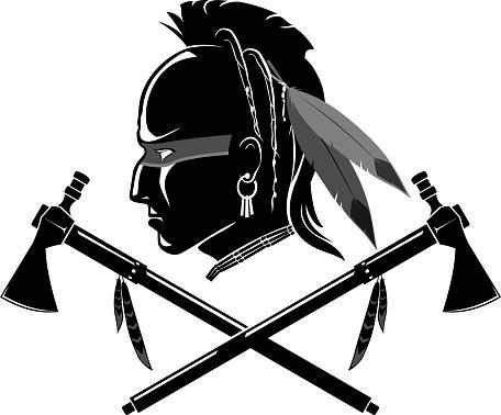 Native American Emblem
