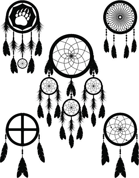 Royalty Free Cherokee Indians Clip Art Vector Images