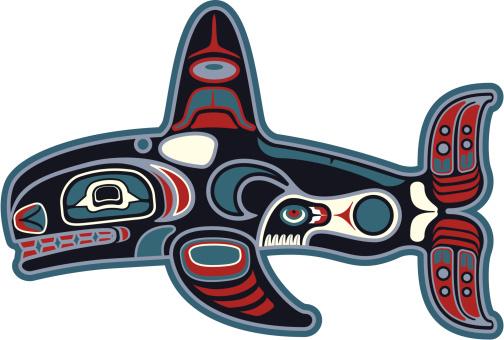 Native American Orca