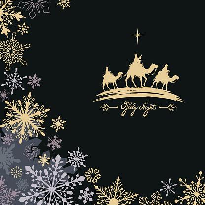 Nativity Christmas - Three Wise Men