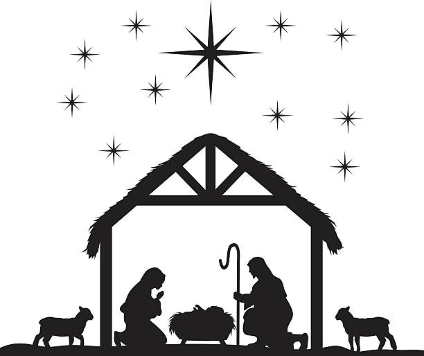 12,292 Nativity Scene Illustrations, Royalty-Free Vector Graphics & Clip Art  - iStock
