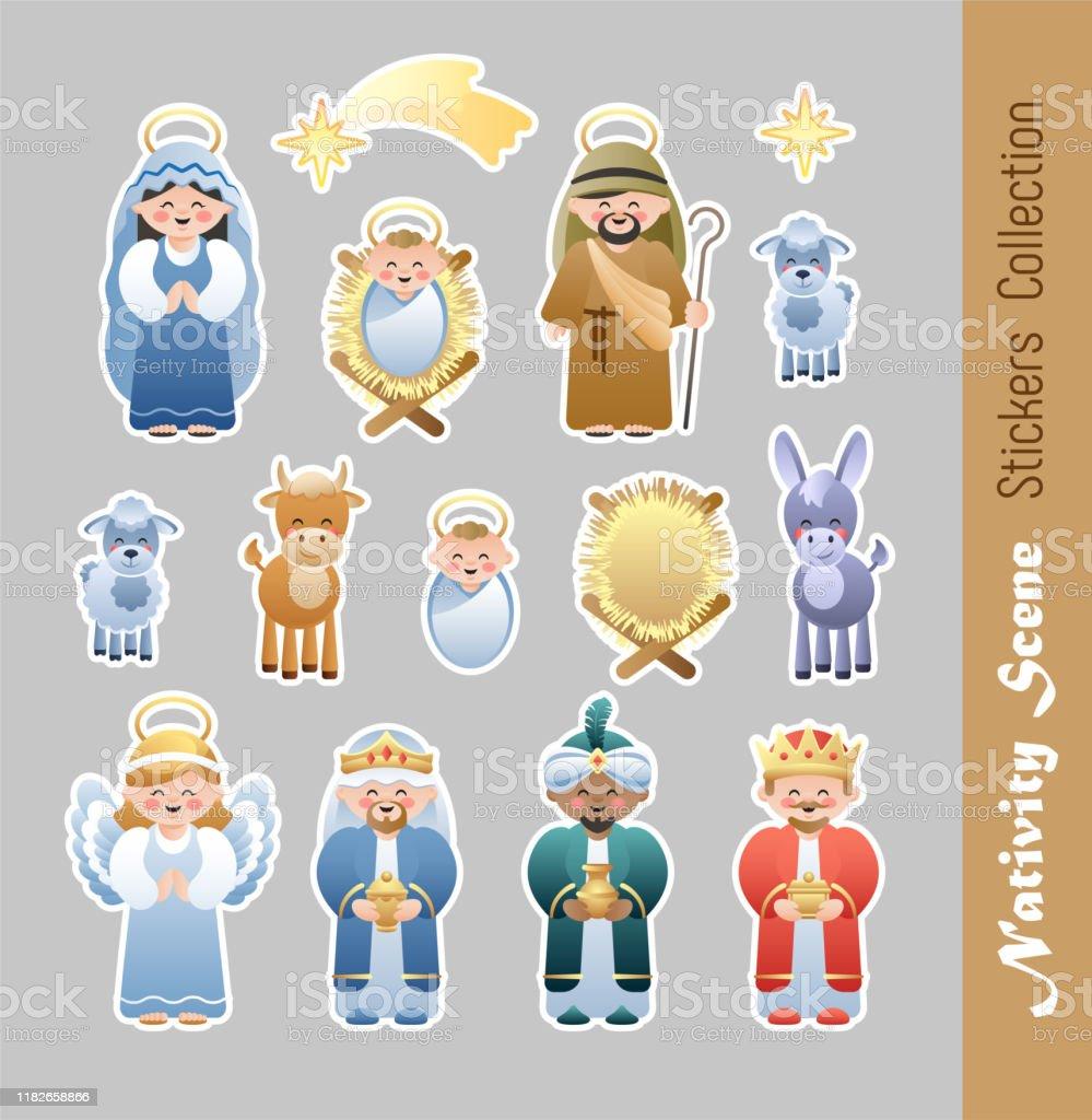 Free Printable Nativity Silhouette   Nativity silhouette, Christmas art,  Nativity