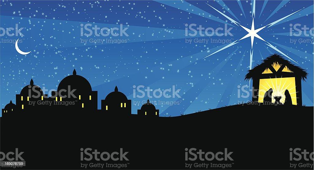 royalty free bethlehem pa clip art vector images illustrations rh istockphoto com clipart bethlehem stable bethlehem clipart free