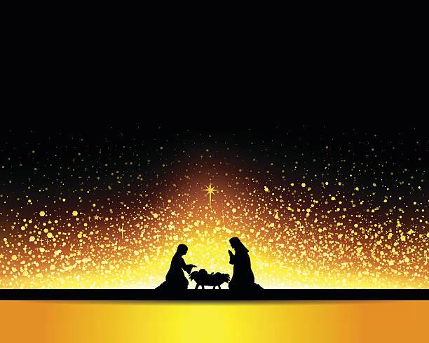 nativity  - jungfrau stock-grafiken, -clipart, -cartoons und -symbole
