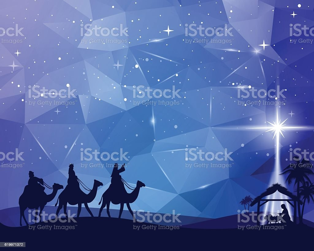 Nativity  – Vektorgrafik