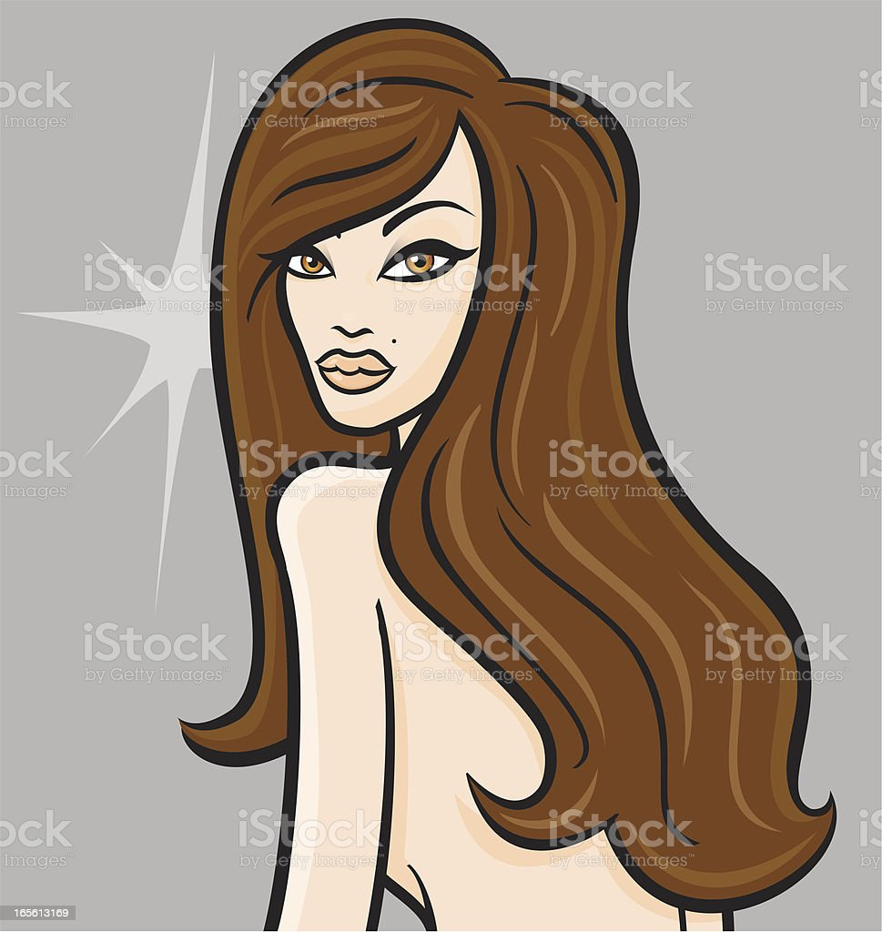 Natural Beauty royalty-free natural beauty stock vector art & more images of adult