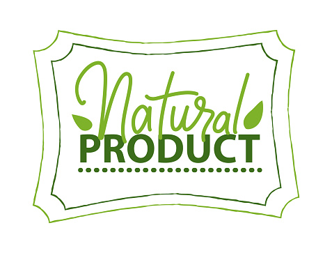 Natural Food and Fresh Ingredients 100 Percent