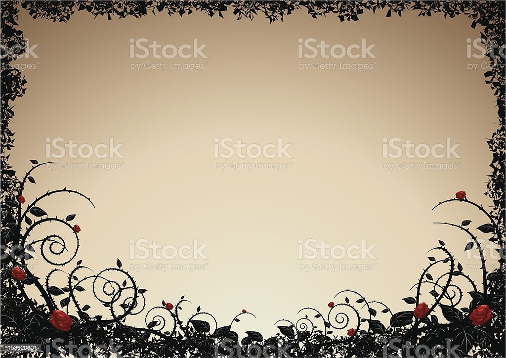 natural grunge vector art illustration