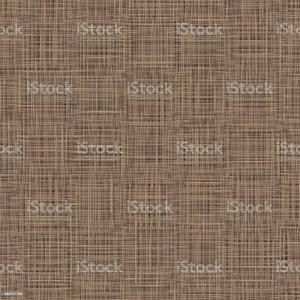 Natural Linen Background. Woven, Threads Texture. Napkin vector art illustration