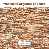 Natural organic texture and background