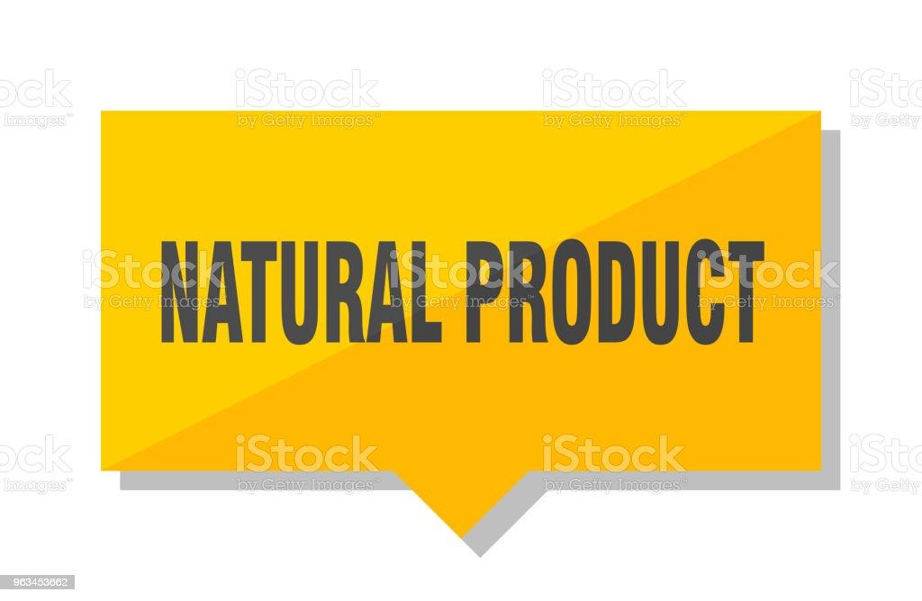 naturalna cena produktu - Grafika wektorowa royalty-free (Bańka)
