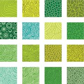 Collection of vector textures