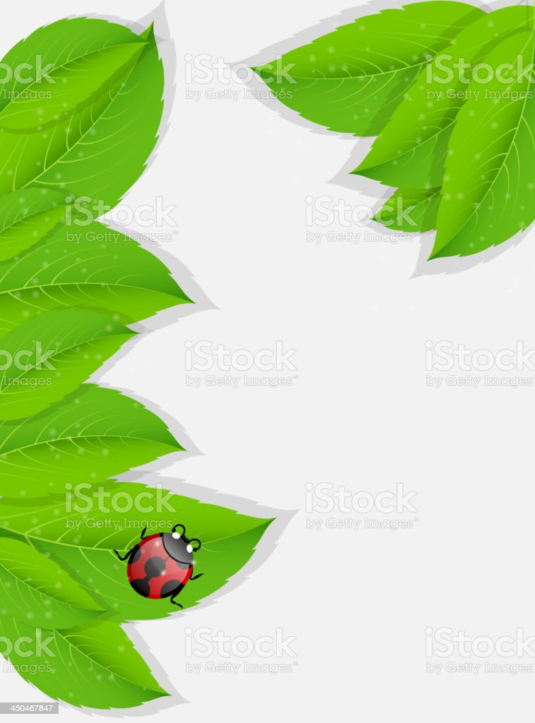 nature background. Vector illustration royalty-free nature background vector illustration stock vector art & more images of 'at' symbol