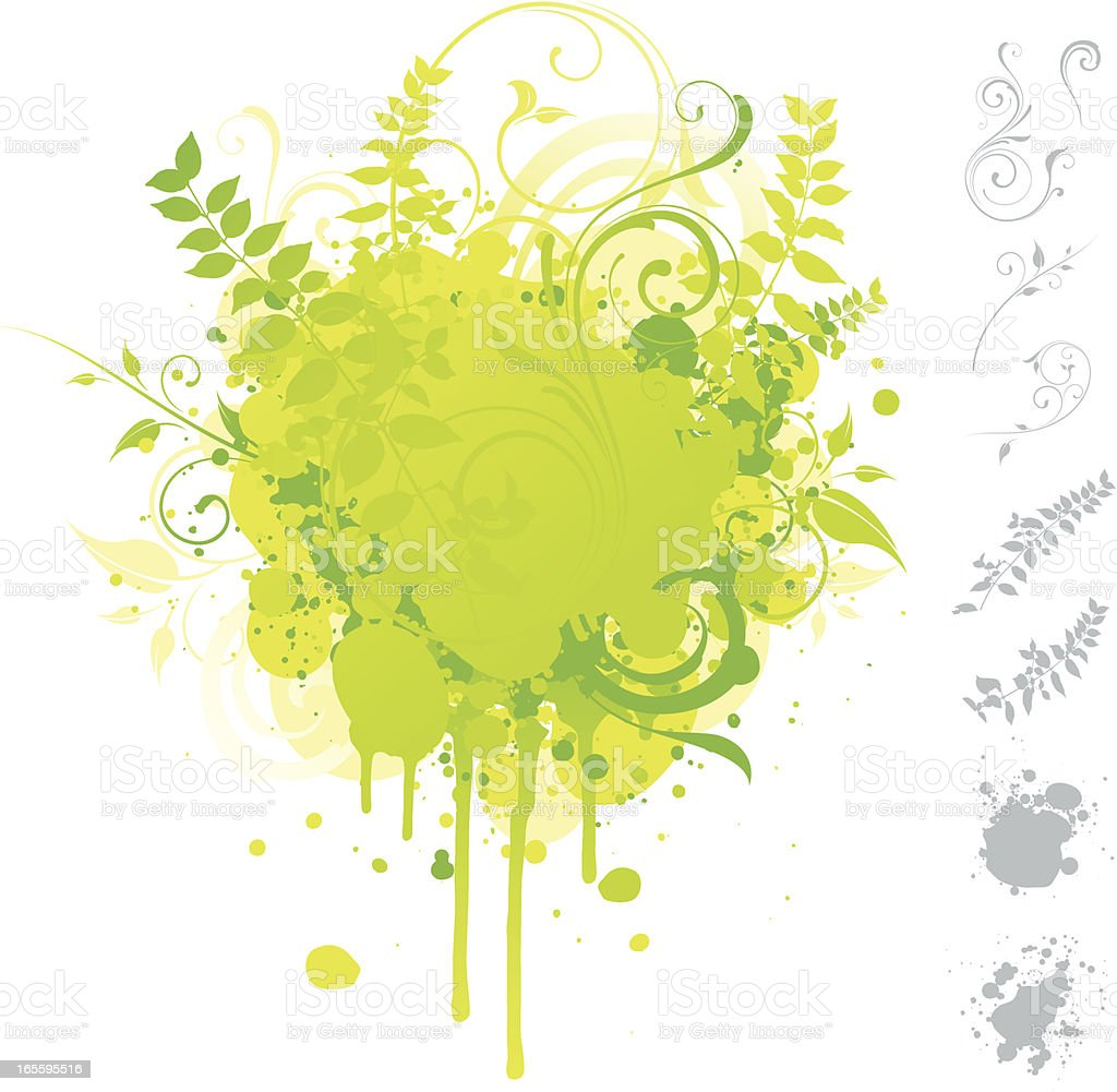 Nature burst royalty-free nature burst stock vector art & more images of backgrounds