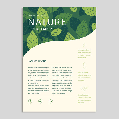 Nature Eco Banner