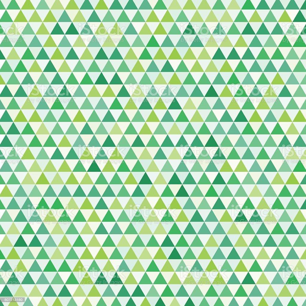 Ilustración de Patrón De Triángulo Equilátero Naturaleza y más banco ...