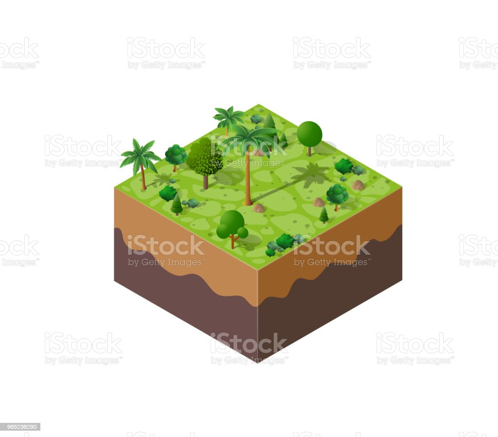 Nature forest landscape royalty-free nature forest landscape stock vector art & more images of botany