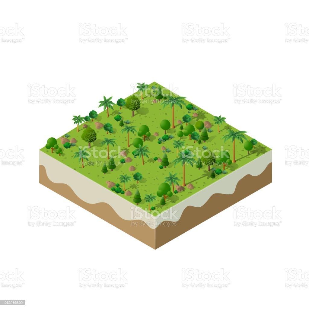 Nature forest landscape royalty-free nature forest landscape stock vector art & more images of botany
