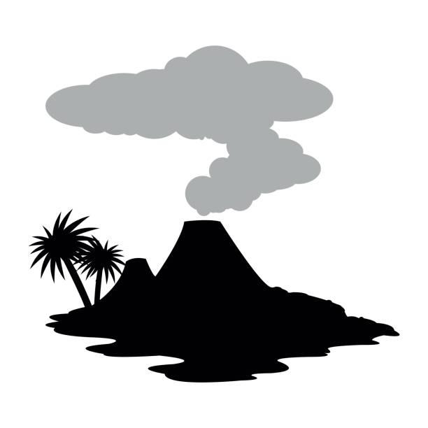 Royalty Free Erupting Volcano Clip Art, Vector Images ... | 612 x 612 jpeg 14kB