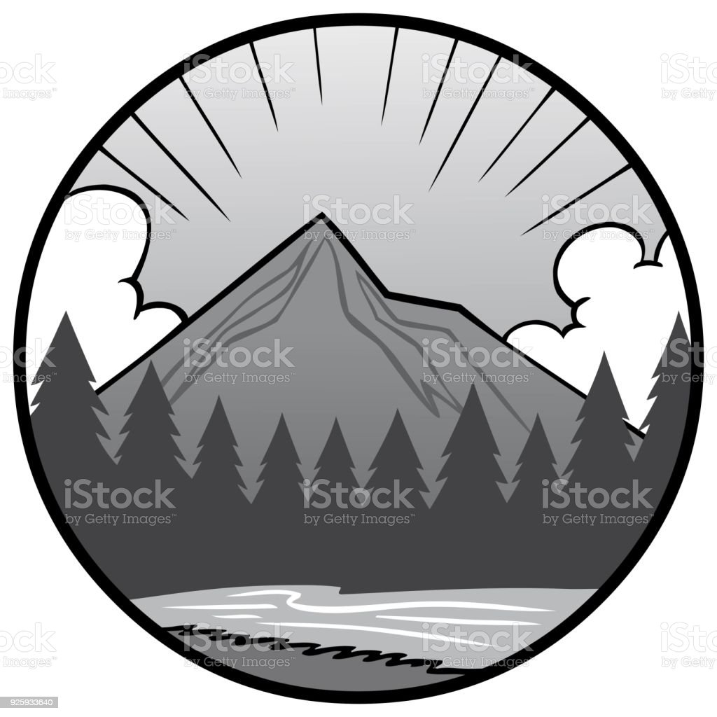 Nature Icon Illustration Stock Vector Art More Images Of
