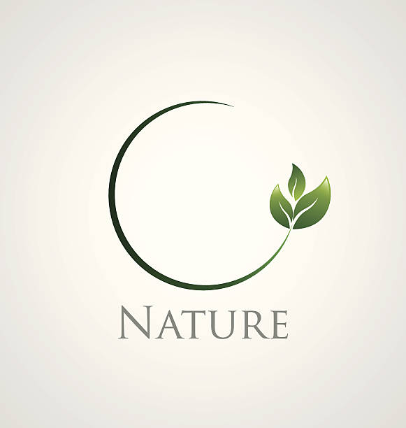 natur-symbol - alternative medizin stock-grafiken, -clipart, -cartoons und -symbole