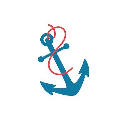 Nautical Icon - Anchor